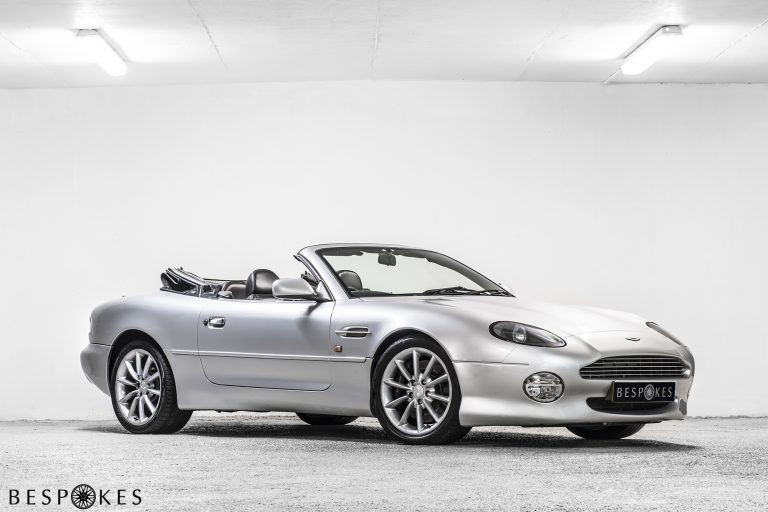 Aston Martin DB7 Hire