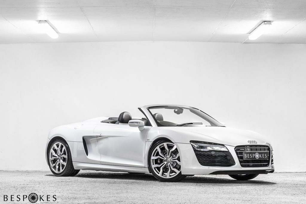 Audi R8 V10 Spyder for Hire