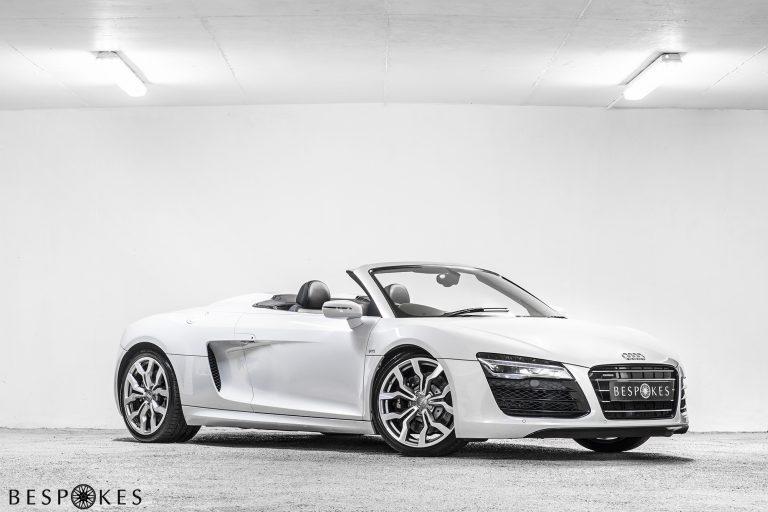 Audi R8 V10 Spyder for Hire