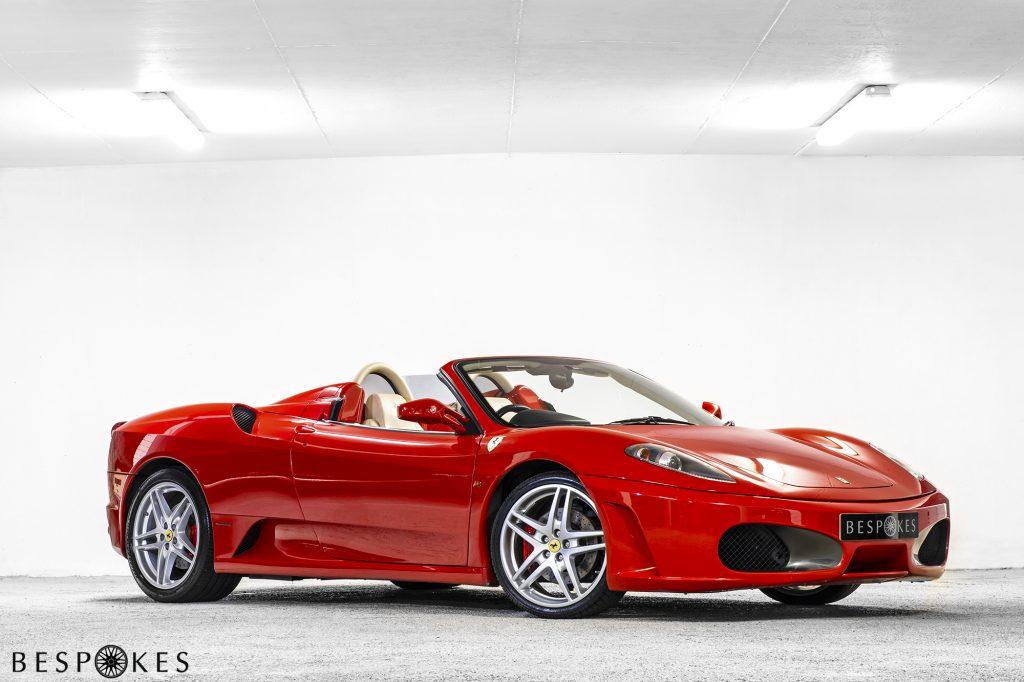 Ferrari F430 Spider Bespokes