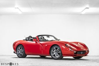 TVR Tuscan MK2 Hire