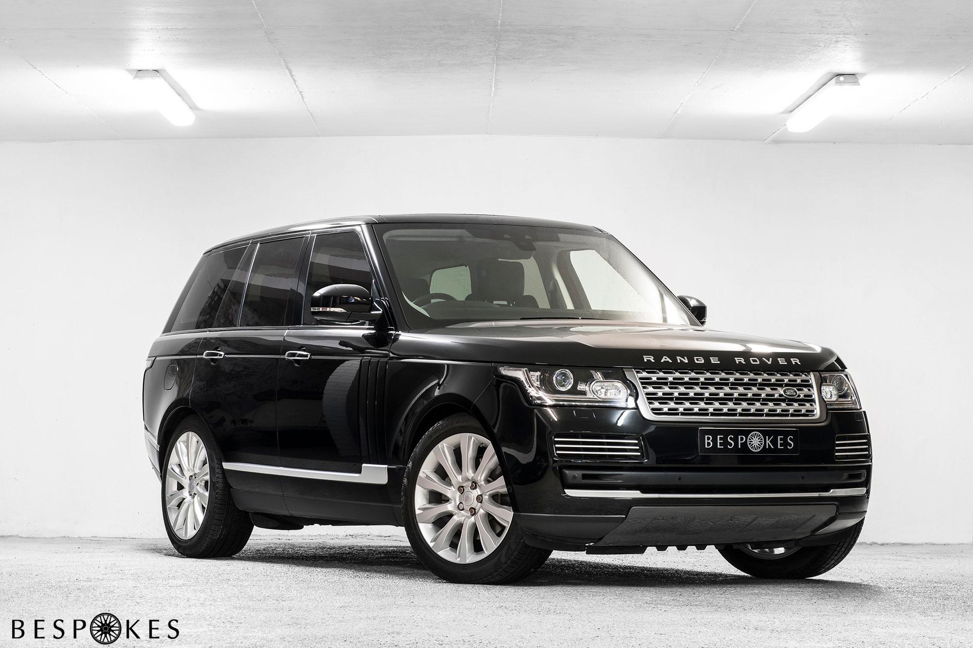 Range Rover Vogue Se Bespokes
