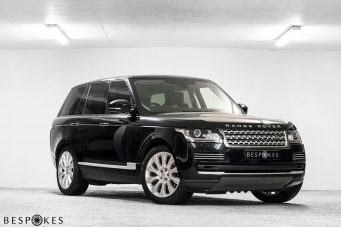 Range Rover Vogue Hire