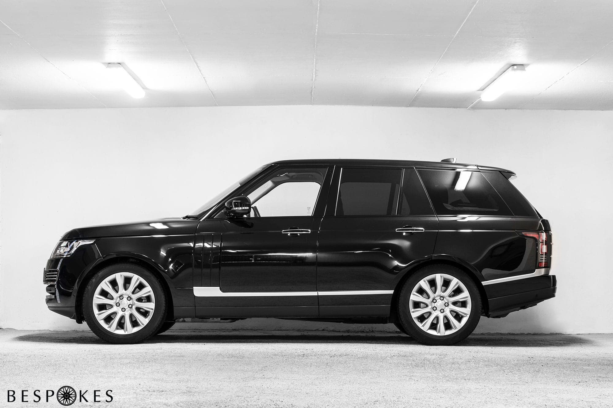 Range Rover Vogue: Range Rover Vogue SE