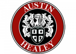 Austin Healey Hire Badge