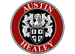 Austin Healey Hire Badge